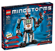 Lego 31313 Mindstorms - 5 Robots In 1 Set - Brand New In Lego Shipping Box