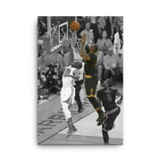 Lebron James 2016 Nba Finals Paper Posters Or Canvas Framed Wall Art