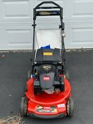 Toro Recycler Gas Self Propelled 22 Inch Lawn Mower