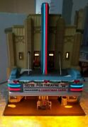 Dept 56 Christmas In The City - The Fox Theatre 4025242 - Euc - Working