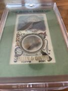 Allen And Ginter 2021 Dna Relic 1/6 Fossilized Sawfish