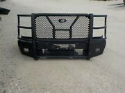 Ranch Style Heavy Duty Front Bumper Ford F250 F350 2017 2018 2019 2020 2021