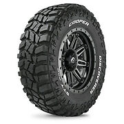 4 New 35x12.50r20/10 Cooper Discoverer Stt Pro 10 Ply Tire 35125020