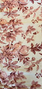 Pottery Barn Queen Duvet Cover Lightly Used Retired Vintage Pattern