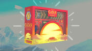 New Catan 3d Edition Table Top Game, Board Game Sealed Perfect Condition