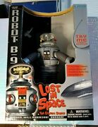 1998 Trendmasters Lost In Space Robot B-9 Collector Edit. 7 New Unopened Beauty