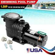 New Hayward 1.5hp In-ground Swimming Pump Motor Strainer Generic Replacements