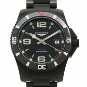 Longines Hydro Conquest Black Out Limited Edition L3.742.2 Box Galla With Galler