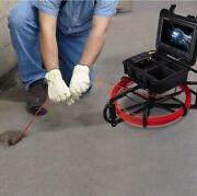 Hd All-in-one Wireless Pipe Inspection Video Cam For Under Floors Gutters Sewer