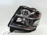 Driver Headlight With Hid Opt T4f Fits 15-19 Suburban 1500 17489