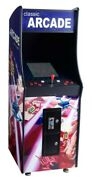 Vertical Upright Complete Arcade Classics Game Collection 74 Games