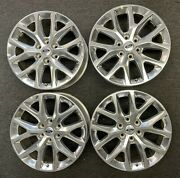 One Set Of 4 Wheels For Ford Expedition 2020 20 Oem Wheels