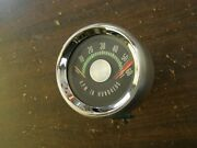 Oem Oldsmobile 1965 1969 Console Mounted Tach 1966 1967 1968 Olds 442 Tachometer