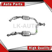 Walker Exhaust 1 Of Catalytic Converters For Ford Mustang 2001-2004