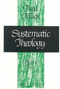 Systematic Theology By Paul Johannes Tillich 1975, Trade Paperback