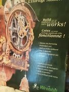 Medieval Clock Built Art Collection Build Your Own Working Clock Wrebbit New