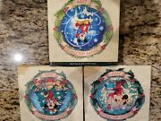 Disney Holiday Collector Plates