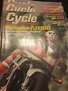 """Lot Of 29 Vintage 1980's And 11990's """"cycle"""" Motorcycle Magazines"""
