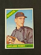 1966 Topps Gaylord Perry 598 Ex+ Vs2153