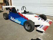 Midwestern Industries Indy Go Cart Valvoline Promotional