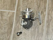 Vintage Airex Bache Brown Mastereel Model 2b Spinning Reel Lionel Corp.