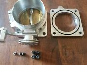 K-tuned K-series 80mm Throttle Body W/iacv And Map Ports