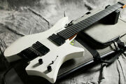 Used And03920 Strandberg Boden Metal 7st White Pearl Chambered Body Fishman Pu 2.32kg