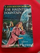 Judy Bolton 28 The Haunted Fountain By Margaret Sutton 1957