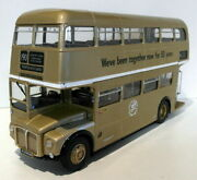 Routemaster Rm 1983 50th Anniversary Of Londontransport Route 190 1/24 Scale
