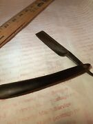 Vintage Wade And Butcher Sheffield Wedge Straight Razor