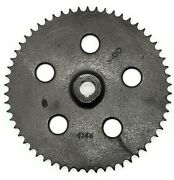 Used Vintage Cast Iron Case Tractor 474n Sprocket Size 50-58 Tooth Barn Décor