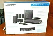 Bose Lifestyle 535/525 Series-iii Home Entertainment System