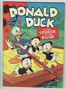 Donald Duck 108 Vg/fn/5.0 - Beautiful Four Color 108 By Carl Barks