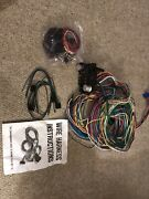 Car Parts And Accessories Gear Head Wire Harness For 1966 67 68 Chevy