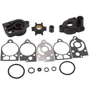 High Quality Water Pump Impeller Kit For Mercury 30-70 Hp 46-77177a3 18-3324
