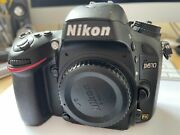 Nikon D610 Fx Full Frame Camera Body With Very Low Shutter Count Of 8853
