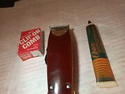 Oster Fast Feed Professional Hair Clipper Vintage. Clippers And Barber Hair Salon