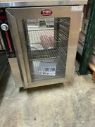 Fwe Heated Display Cabinet, Pass-through Model Hlc-1717-11p