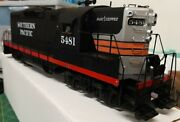 P And D Hobby O 2-rail Emd Gp9 Built Southern Pacific 5481 Dcc/sound