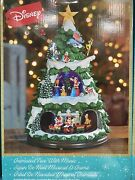 New Sold Out Disney Animated Christmas Tree