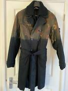 Vintage Stone Island Waxed Never Worn Limited Edition Coat Size L