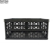 For Mercedes Benz Car Trunk Storage Box Shopping Crate Basket Black A2038400020