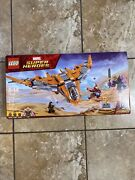 Lego 76107 - Thanos Ultimate Battle - Avengers Infinity War - New Free Shipping