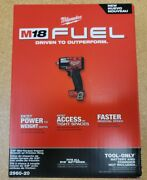 Milwaukee 2960-20 M18 Fuelandtrade 3/8 Mid-torque Impact Wrench W/ Friction Ring