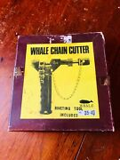Whale Chain Cutter Riveting Tool Included 35-40 Nos
