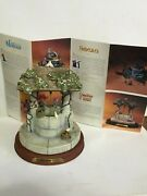Disney Wdcc Snow White Wishing Well With Doves Enchanted Places 1997