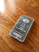 Rare Low Mintage 5oz Silver Bar From Westminster Mint Wm Bullion 999