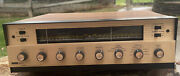 Harman Kardon Tp200 Tube Am-fm Copper Chassis Stereo Receiver For Parts