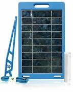 Solar Panel Mobile Device Charging System Pro Kit W/bank