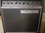 90's Bedrock Tube Combo Amp - Made In Usa